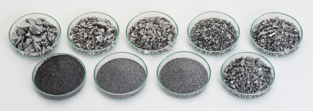 Master Alloys manufactured by Reading Alloys
